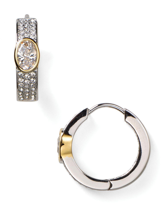 Gallery Previously Sold At: Bloomingdale's · Women's Hoop Earrings