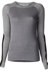 Reed Krakoff Knit Sweater - Lyst