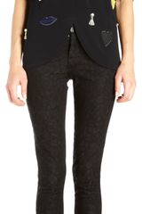 Stella McCartney Embellished Top - Lyst