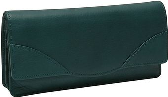 Tusk Leather Clutch - Lyst