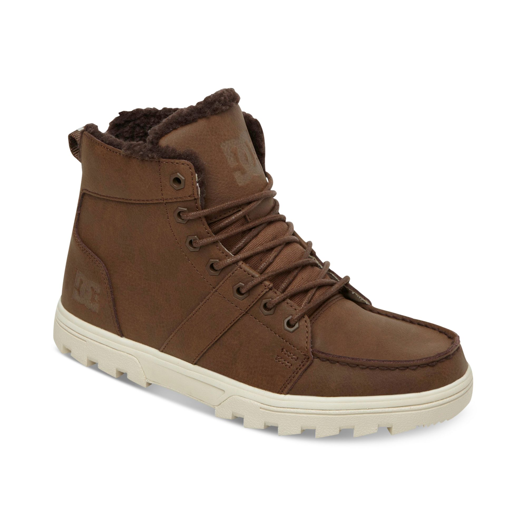 Dc Shoes Woodland Se Boots in Brown for Men | Lyst