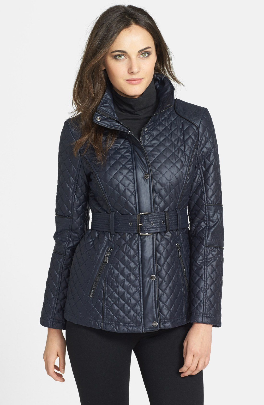Shop the latest styles of Womens Belted Coats at Macys. Check out our designer collection of chic coats including peacoats, trench coats, puffer coats and more! Jou Jou Juniors' Faux-Fur-Lined Moto Jacket Cole Haan Quilted Belted Coat.