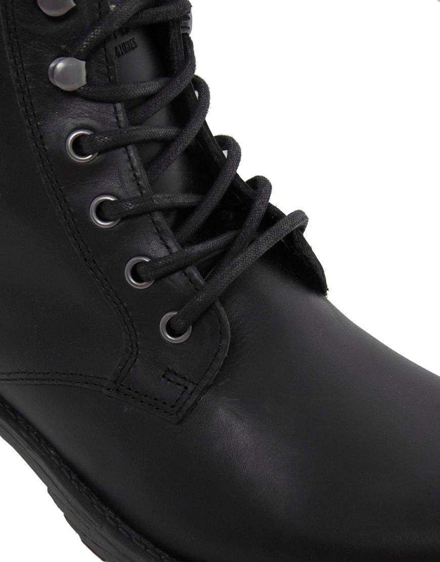 Lyst Boots Black Asos Men Jones For In Jack 6wCF6xrq