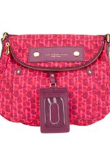 Marc By Marc Jacobs Preppy Natasha Printed Bag - Lyst