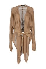 Twin-set Simona Barbieri Cardigan - Lyst