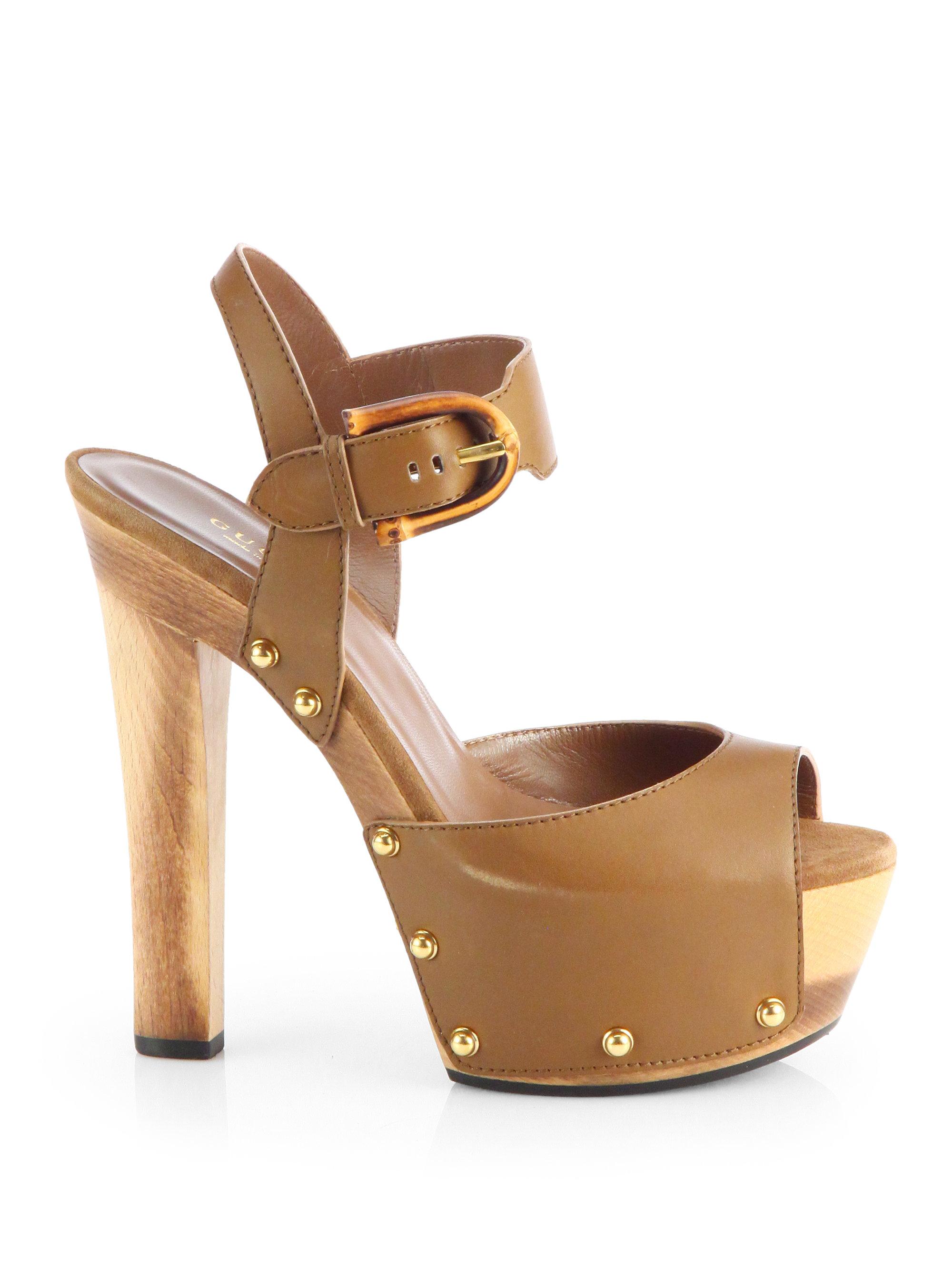 Saks Gucci Sale Shoes