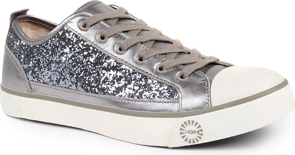 ugg sequin sneakers