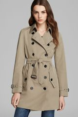 Burberry Brit Havenby Trench Coat - Lyst