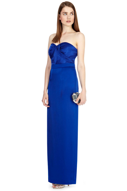 Coast blue maxi dress - Fashion dresses