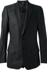 Dior Homme Pin Striped Blazer - Lyst