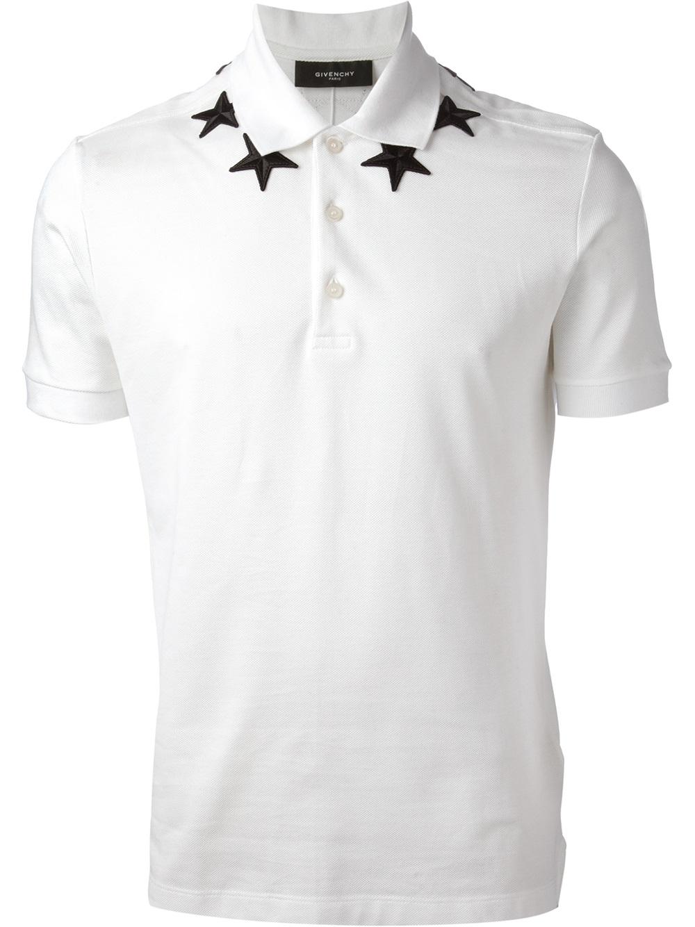 Deep V Shirt Men