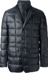 Herno Double Layer Padded Jacket - Lyst
