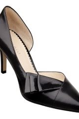 Nine West Crystalclr Pointy Toe Pump - Lyst