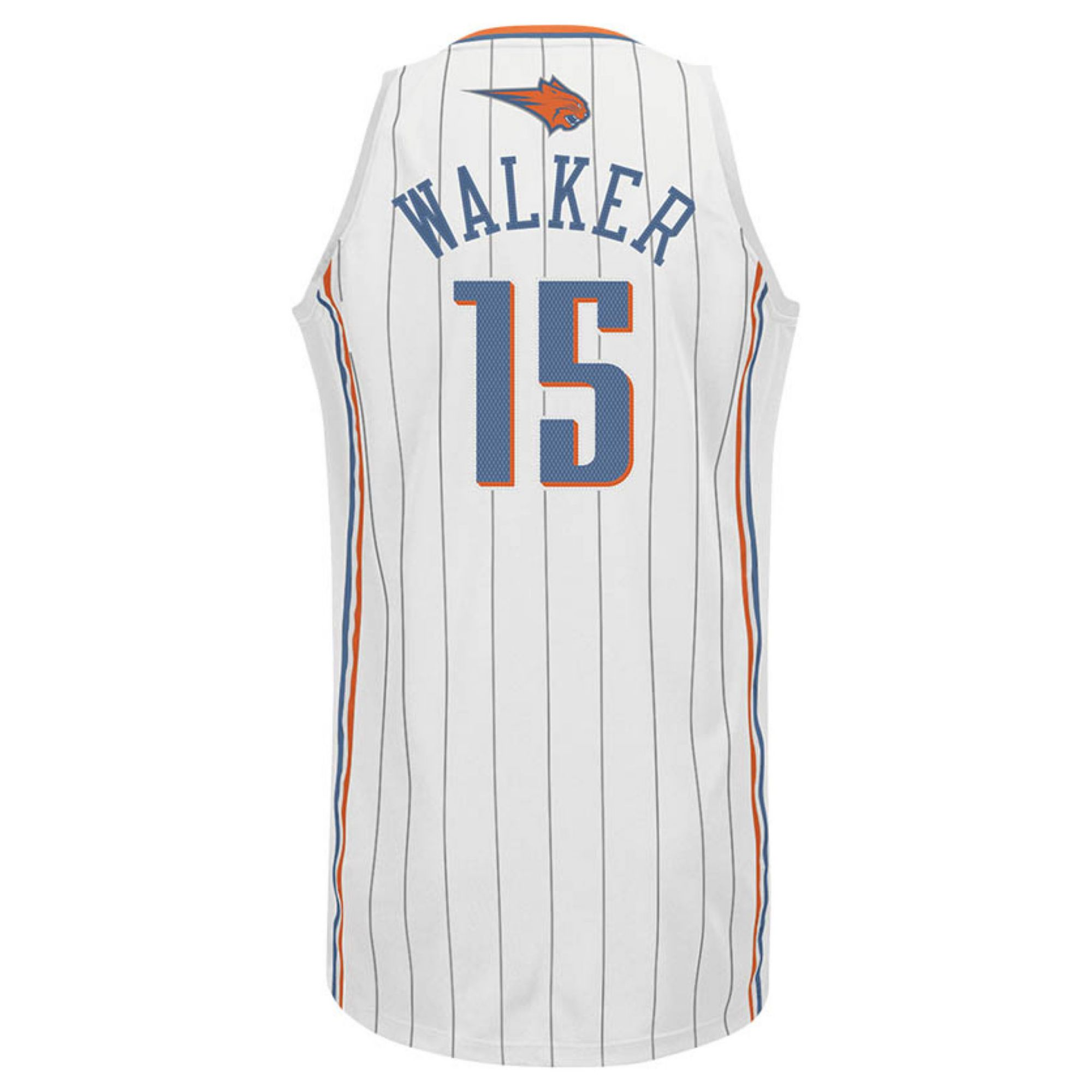 fab049893 Lyst Adidas Mens Charlotte Bobcats Kemba Walker Jersey In White