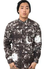 Blvck Scvle The Sultan Buttondown Shirt - Lyst