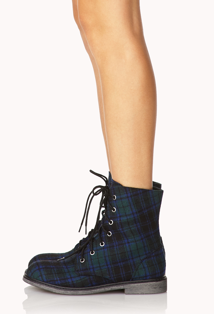 Combat Boots Girl - Cr Boot