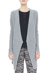 Rag & Bone Adrienne Knit Wrap Sweater - Lyst