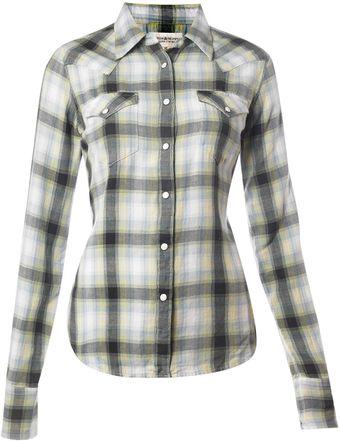 Denim And Supply Ralph Lauren Cowgirl Plaid Shirt - Lyst