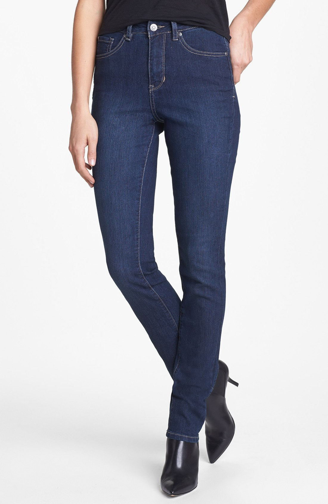 Jag Jeans Holly Slim Fit Jeans in Blue (Blue Shadow)   Lyst