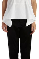 Jil Sander Rest Jeweled Top - Lyst