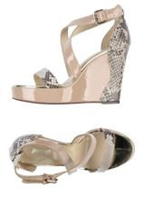 Just Cavalli Wedge - Lyst