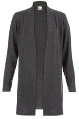 Sunspel Long Sleeve Open Cardigan - Lyst