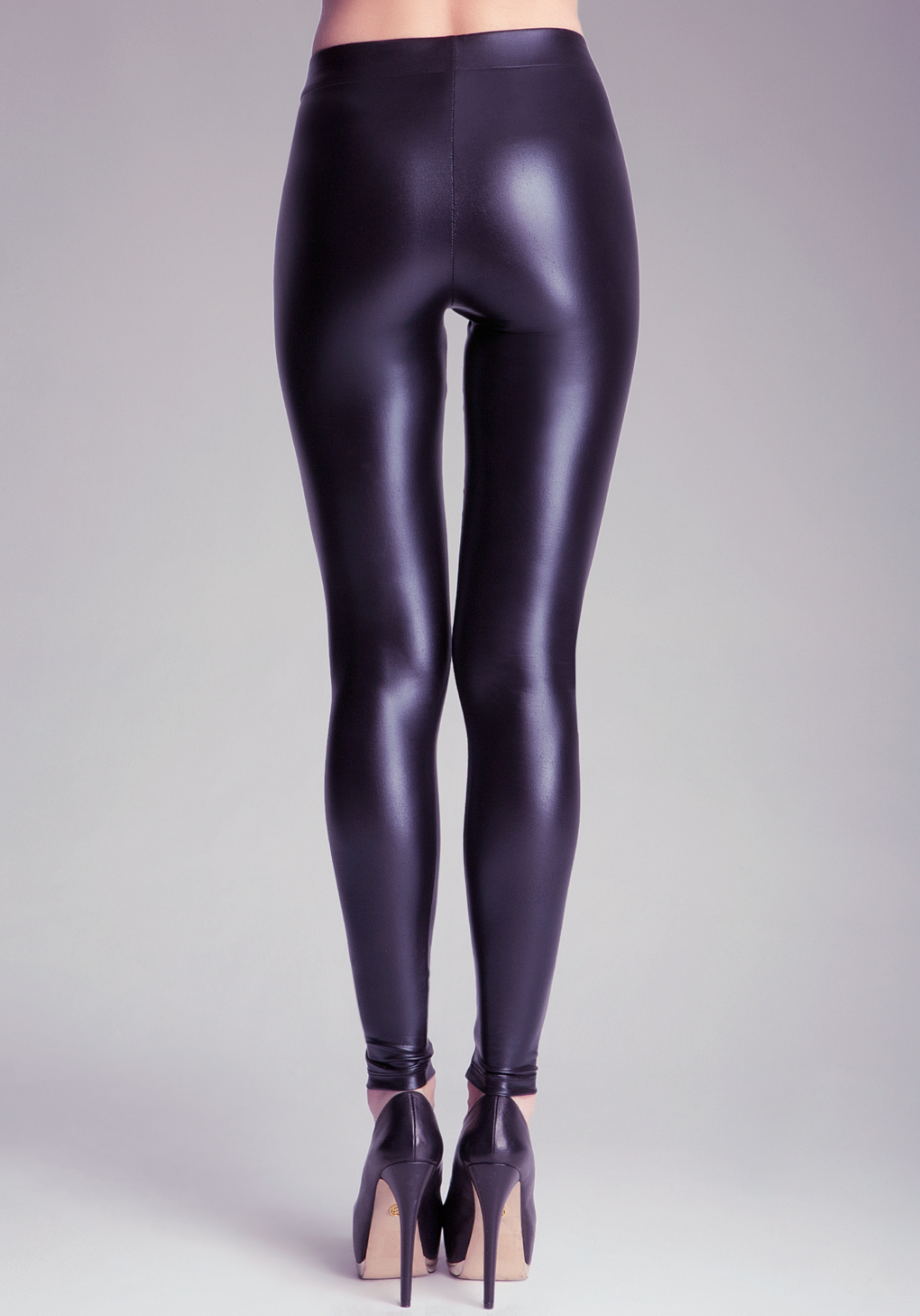 These ultra comfortable, slimming leggings have just the perfect amount of sheen to make everyone around you wet with desire and envy. They are a medium weight nylon-elastane with 4 way stretch and enough compression to smooth any trouble spots.
