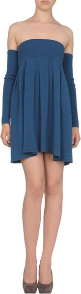 Jucca Short Dress - Lyst