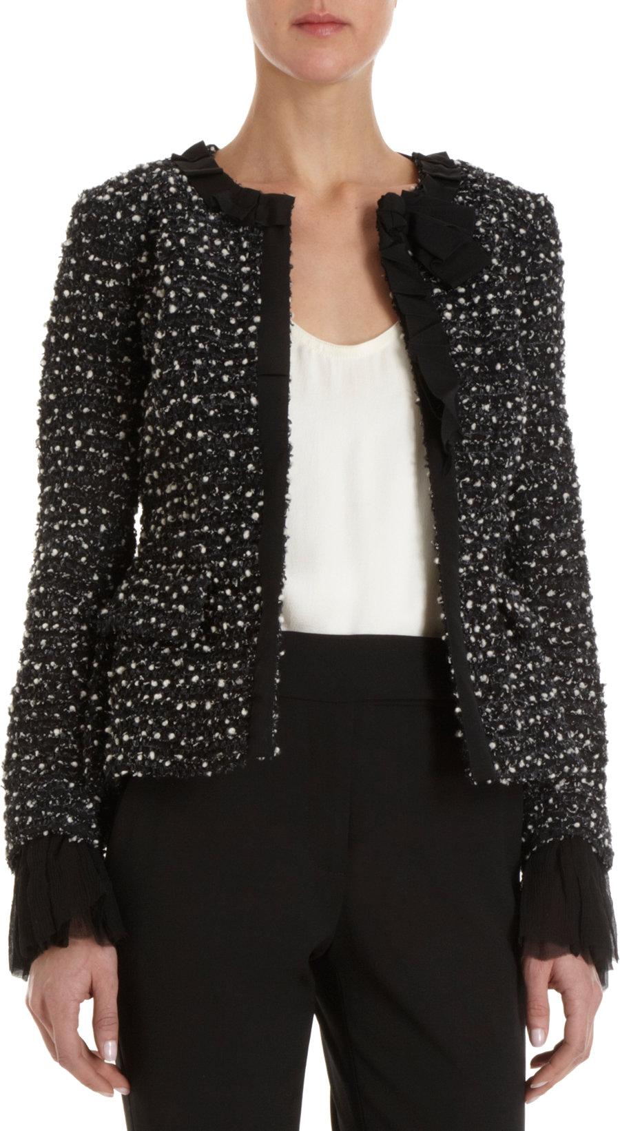 Shop for boucle jacket at shopnew-5uel8qry.cf Free Shipping. Free Returns. All the time.