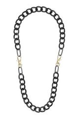 Topman Clip and Chain Necklace - Lyst