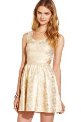 Teen Vogue Dress - Lyst