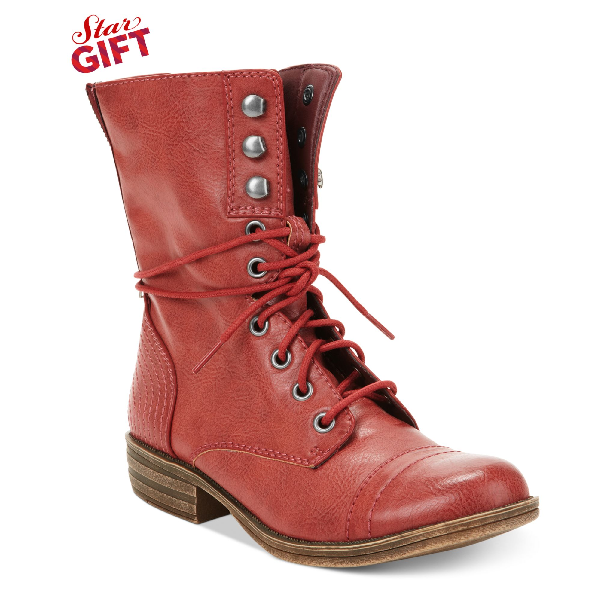 american rag boots in lyst