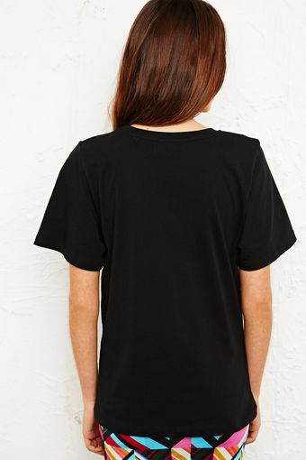 House Of Holland More Taste Than Money Tee - Lyst