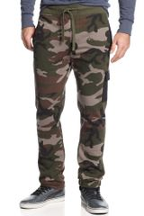 Quiksilver pants casual pants - Lyst