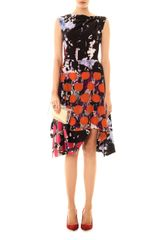 Vivienne Westwood Anglomania Aztec Full Skirt Dress - Lyst
