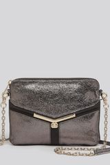 Botkier Crossbody Valentina Mini Convertible Metallic - Lyst