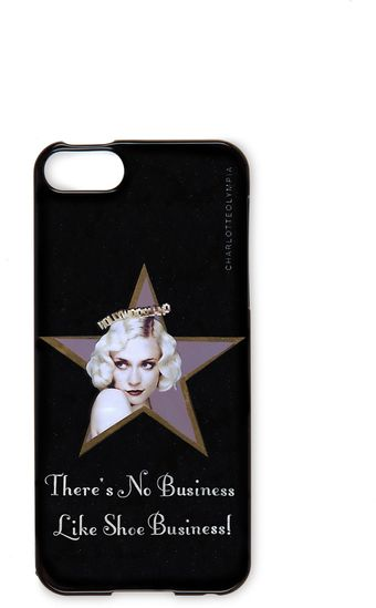 Charlotte Olympia Iphone 5 Cover - Lyst