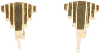 Clarice Price Thomas Umbra Stud Earrings - Lyst
