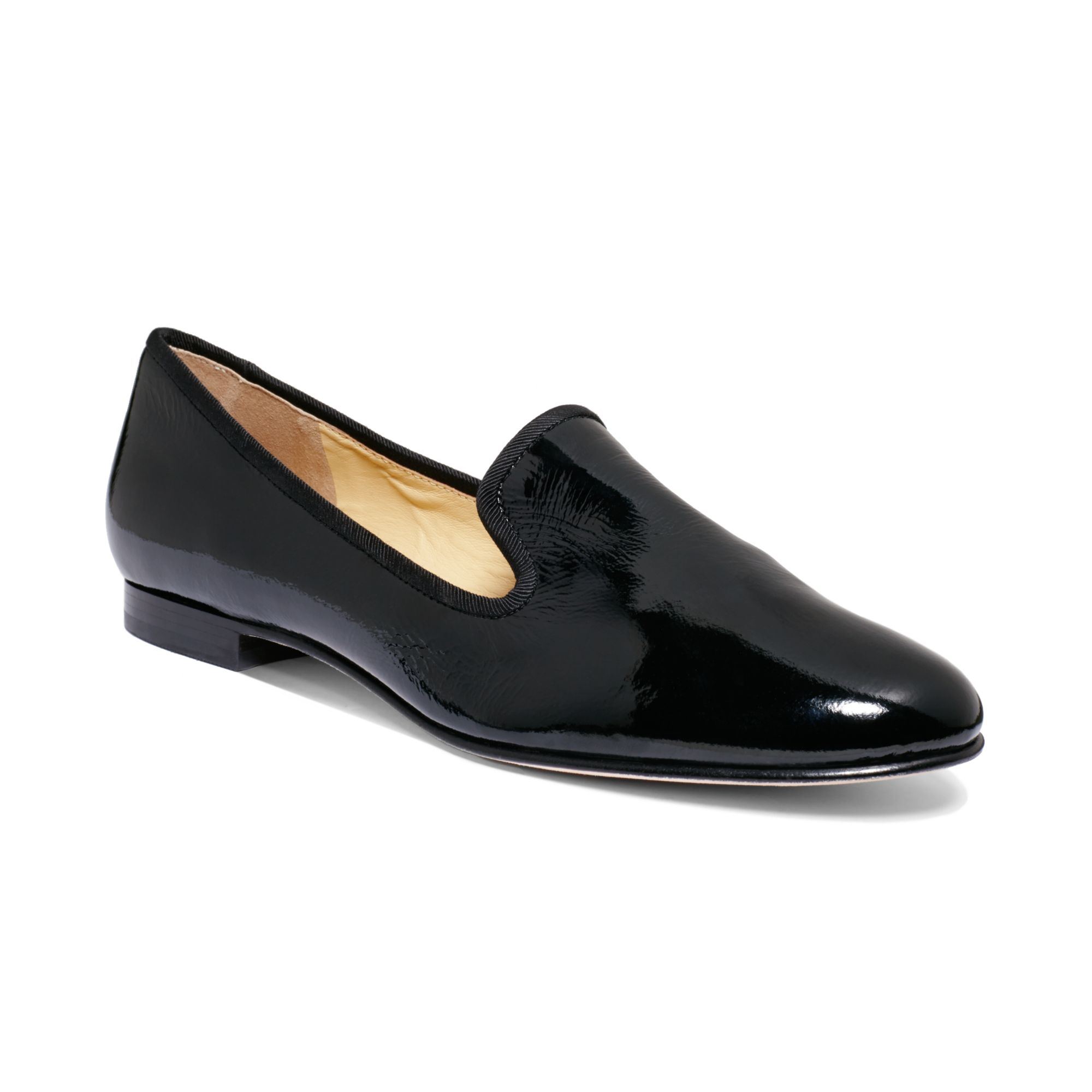 e78c5a02ea0 Lyst - Cole Haan Air Sabrina Loafers in Black