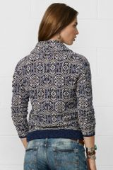 Denim & Supply Shawl-collar Cardigan - Lyst
