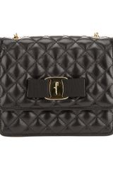 Ferragamo Quilted Bag - Lyst