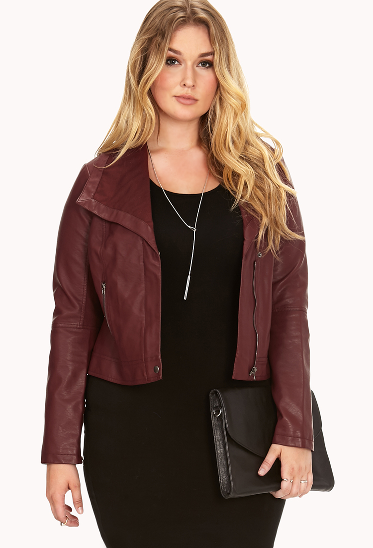 top-rated fashion price reduced world-wide renown Online shopping sites: Womens burgundy leather jacket