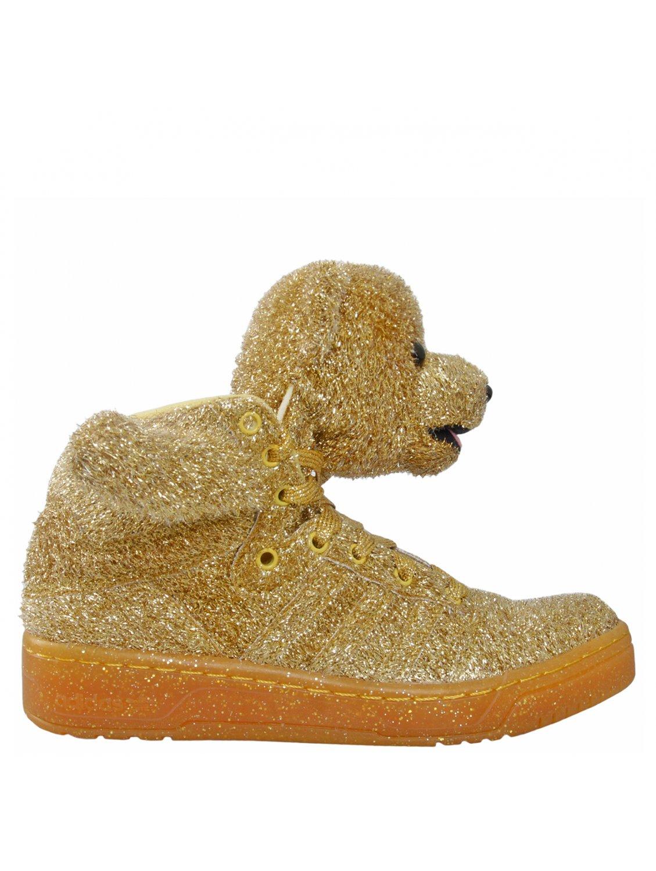 Adidas Schoenen Gold