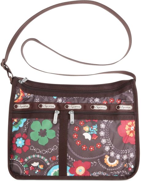 Lesportsac Deluxe Everyday Bag in Multicolor (Fantazmic)