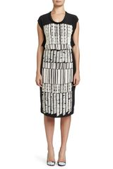 Maiyet Waist Dress - Lyst
