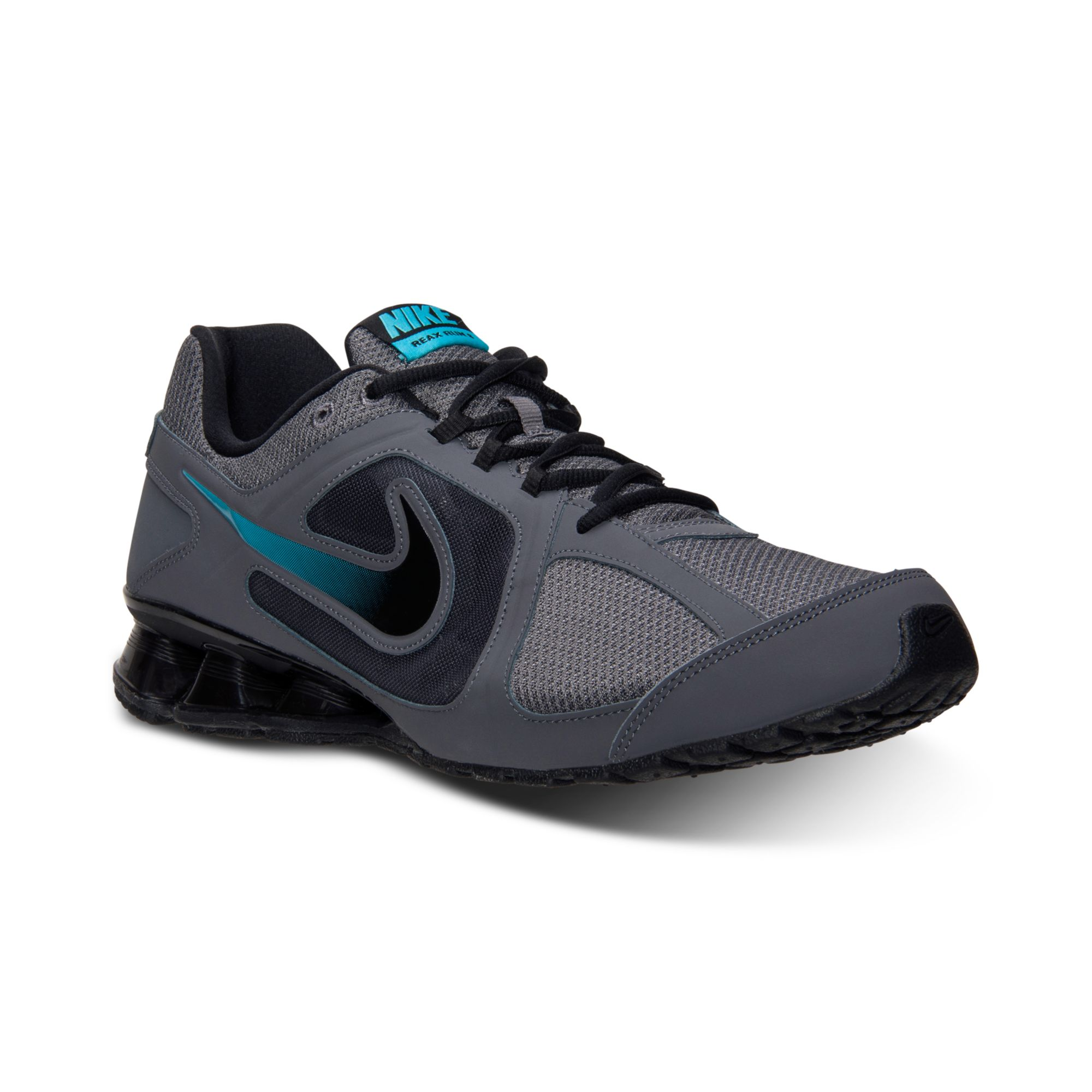 Nike Athletic Shoes Mens Gray