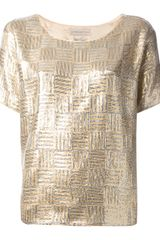 Paul & Joe Sister Sequined Top - Lyst