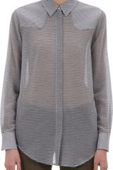 Rag & Bone Redwood Shirt - Lyst