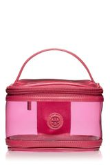 Tory Burch Mini Lizzie Train Case - Lyst