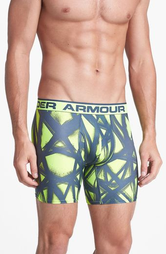 Under Armour Heatgear Boxer Briefs - Lyst